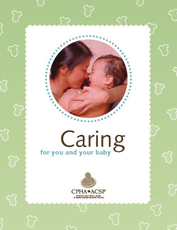 Caring for you and your baby website
