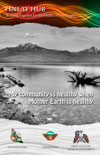poster: My community is healthy when Mother Earth is happy