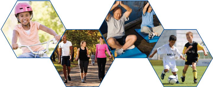Ottawa Public Health - stay active
