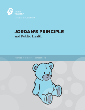 Cover: Jordan's Principle and Public Health